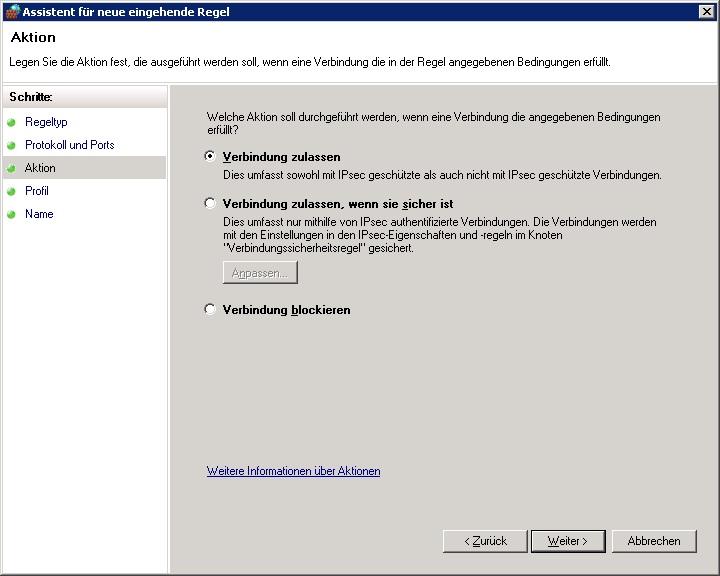 Windows Server 2008 – Changing RDP Port | Trynet Blog